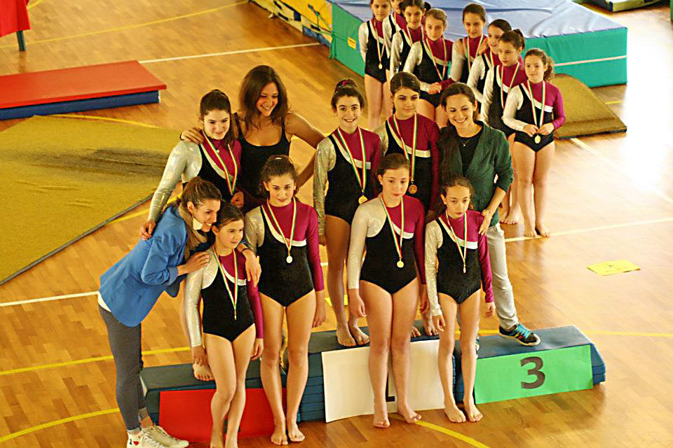 bambine-ginnaste-mestre-premiazioni-ginnastica-artistica-olimpia-gym-1
