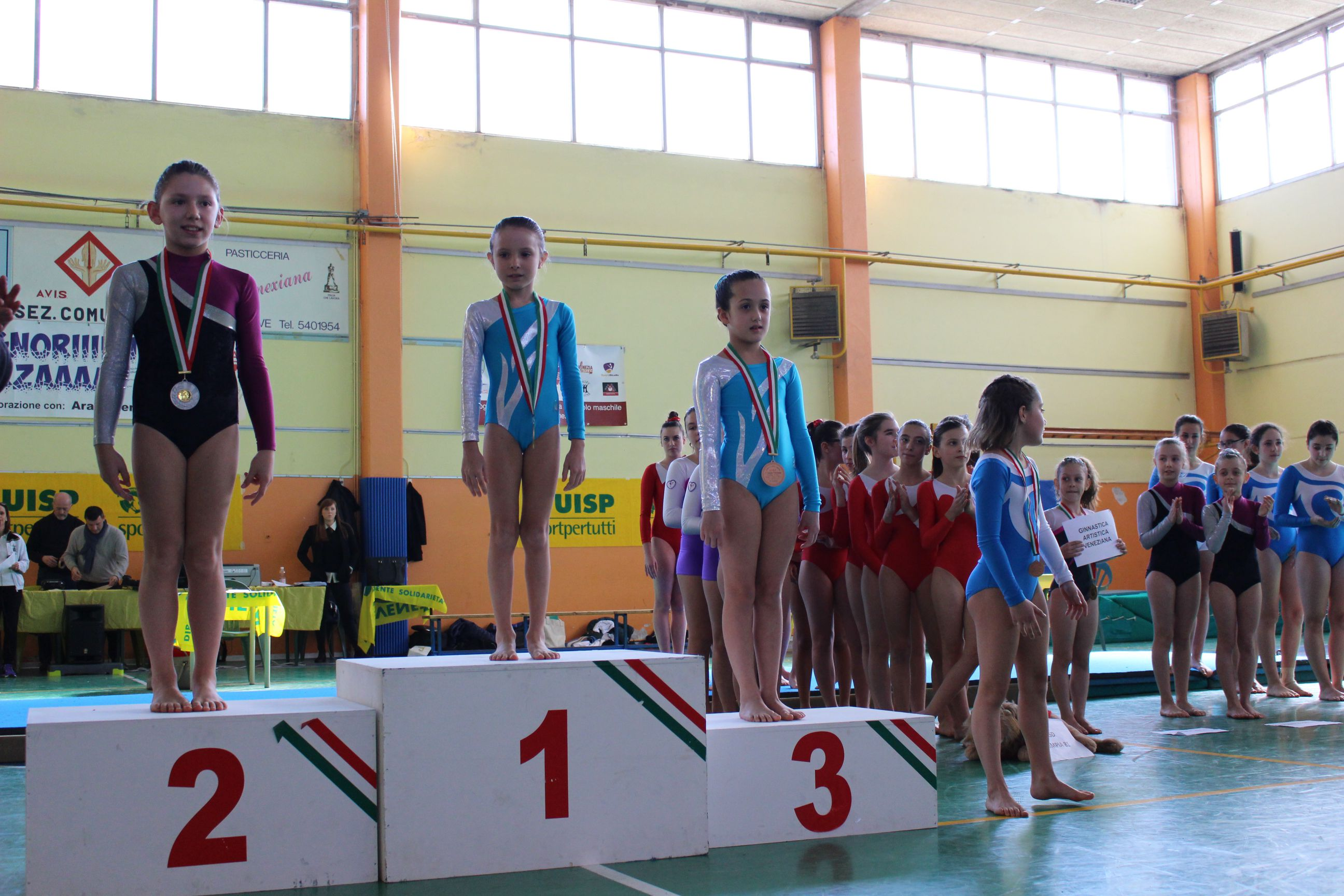 bambine-podio-ginnastica-artistica-mestre