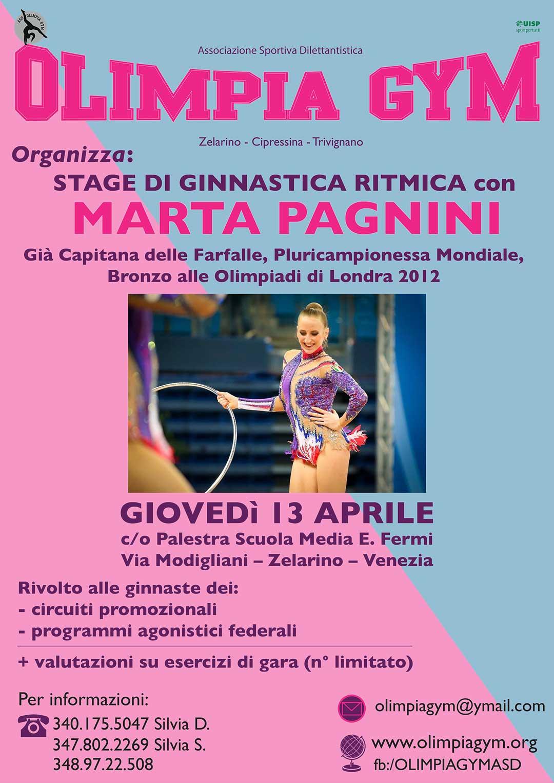 Marta pagnini stage